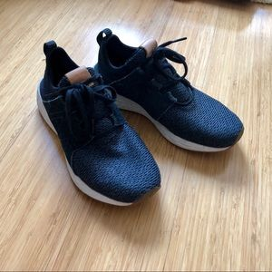 New Balance dark grey shoes